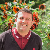 Chris Collins, Garden Organic, Head of Horticulture