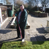 Horticultural therapy at Garden Organic - Ryton Organic Gardens