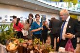 London Major, Boris Johnson at School Market Place