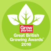 Garden Organic nominated in the Great British Growing Awards